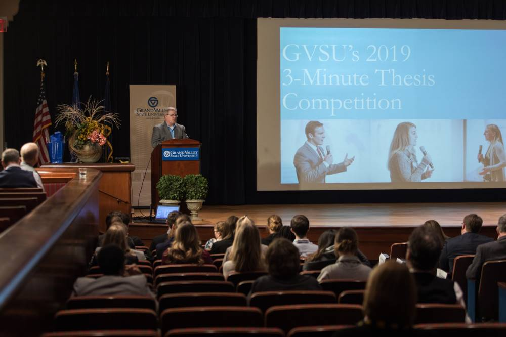 3MT Remarks and Introduction